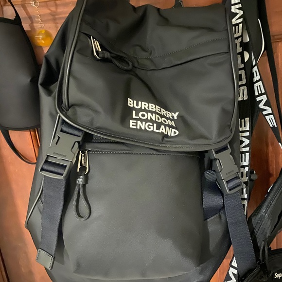Burberry backpack brand new with tags unisex